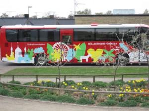Bussförskolan Buster i Malmö